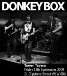 DonkeyBox flyer
